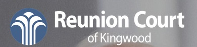 Reunion Court Kingwood  Logo